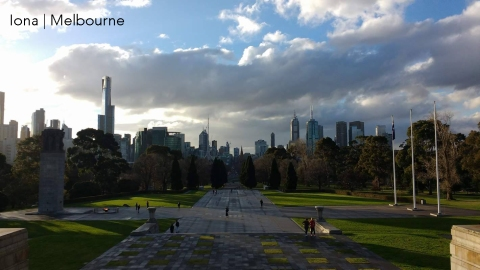Iona McLeish Melbourne
