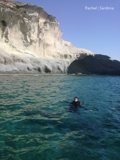 Rachel McKinney Sardinia